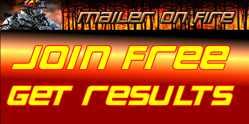 Mailer On Fire Bitcoin Blank Check Referral Contest
